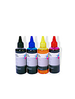 Hp Canon Ink 100 Ml ,A Pack Of 6Boxes, Each Box Different Colors,Black, Red, Yellow, Blue, Light Grey, Pale Red