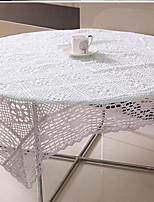 100% Coton Carré Nappes de table