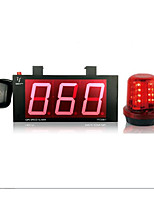 GPS Speeding Alarm LED Display Real-Time Speed Bus Special Speed Limiter