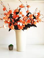 Hi-Q 1Pc Decorative Flower Plum Wedding Home Table Decoration Artificial Flowers