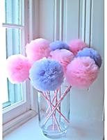 Material Ecológico Decoraciones de la boda-1Piece / Set Confetti Navidad Tema de Cuento de Hadas Blanco / Rosa / Azul / NaranjaPrimavera