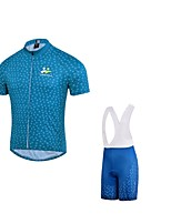 Sports Cycling Tops Women's Bike Breathable / Wearable / Comfortable Long Sleeve Polyester / Terylene Classic Blue