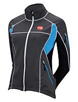 Sports Cycling Tops Women's Bike  Ultra Light Fabric Long Sleeve LYCRA® / Terylene / CoolmaxClassic