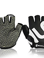 Sports Gloves Cycling Gloves Bike Fingerless Gloves UnisexAnti-skidding / Wearable / Breathable / Reduces Chafing / Protective / Dust