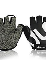 Sporthandschuhe Fahrradhandschuhe Fahhrad Fingerlos AllesAntirutsch / tragbar / Atmungsaktiv / Verhindert Scheuerung / Schützend /
