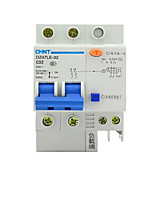 Leakage Protector Circuit Breaker (Model: DZ47LE-2P 32A)