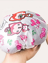 Cute Cartoon Shower Cap Waterproof Bath Cap  Shampoo