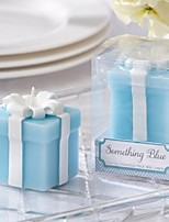 Something Blue Wedding Gift Candle 10box/lot