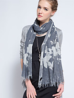 Alyzee Women Rayon ScarfFashionable Jewelry-B5032
