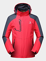 Hiking Softshell Jacket UnisexWaterproof / Breathable / Quick Dry / Windproof / Ultraviolet Resistant / Wearable /