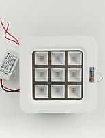 ZDM 9W High Power LED Full Wavelength Plant Growth Lamp LED Ceiling Lamp (AC85-265V)