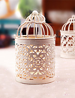 1PC Newfangled Artware Decorative Items Indoor Office Fashionable Holiday Gift Counter Decorations Candle Holders