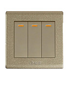Three Position Double Control Switch