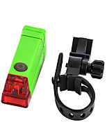 Bicycle LED Rear Tail Lamp Cycling Red Super Bright Light Bike Safety 3 Modes