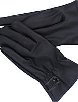Пу теплые перчатки мужские деловые перчатки для верховой езды мотоцикл на открытом воздухе спортивные перчатки