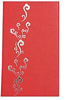 коробка автомобиль украшения высококлассные подарочной коробке упаковка коробка браслет четки красный цвет