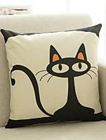 1PC Household Articles Back Cushion Novelty Cottony Originality Fashionable Single Pillow Case