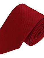 Wedding Party Men Business Necktie Polyester Silk Tie