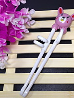 Children'S Cartoon Baby Practice Learning Chopsticks Training Chopsticks Chopsticks Korea Genuine Plastic A Generation