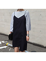Women's Going out Simple Summer / Fall Set SkirtSolid