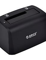 Orico us3 8619 gm 2,5 3,5 dur boîte de disque multi-fonction pont disque dur voir le disque dur de couleur aléatoire