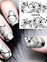 Hot Manicure Are Thin Waterproof Environmental Protection Manicure Stickers Decals