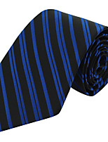 Formal Business Men Necktie Tie Polyester Silk