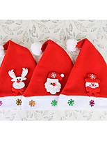 Child Cartoon Christmas Hat