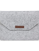 Fashion Solid Colors Felt Bag for MacBook Pro 15.4'' with Retina