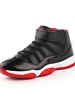 Men's Sneakers Fall / Winter Comfort / Flats  Athletic / Casual Flat Heel  White / Black and Red / Black and White