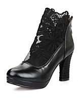 Women's Heels Spring / Fall / WinterHeels / Platform / Cowboy / Western Boots / Snow Boots