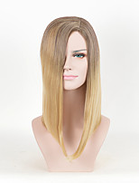 Fashion European and American Straight 1B/27 Ombre Color Women Synthetic Wigs