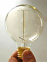 G80 Edison Retro Bulb Designer E27 40W