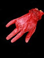 Halloween Supplies Festival Supply Decorations Terror Broken Blood Hand