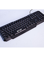 Manufacturers Supply Red Horse 8100 Keyboard Suit Office U  P Keyboard Mouse Game Suite