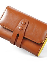 Women Cowhide Formal / Casual / Event/Party / Wedding / Office & Career Wallet