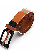 Unisex PU Waist BeltWork / Casual Alloy All Seasons
