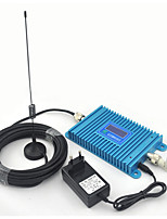 GSM980 GSM 900mhz Signal Booster 2G Mobile Phone Signal Repeater with Antenna Full Set / LCD Display