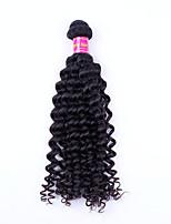 28Inch Deep Wave Hair Remy Human Hair  Weaves Virgin Unprocessed Hair