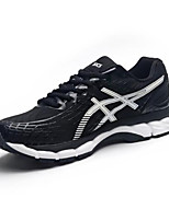 Asics Gel Nimbus 17 Running Shoes Men's Trainer Anti-Shake/Damping Breathable Mesh Latex Running/Jogging Sneakers