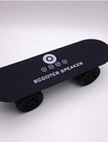 Aa Scooter Nfc Speaker Card / U Disk Wireless Stereo Subwoofer Small Gift Ideas
