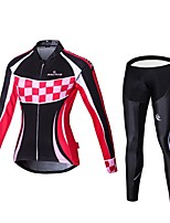 Winter Fleece Cycling Jersey Women's Long Sleeve Bicycle Cycling Clothing racing bike clothing coustom cycling jersey