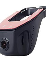 OEM de Fábrica Nenhuma tela (saída pela APP) Syntec Cartão SD Preto Carro Câmera