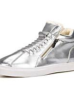 Men's Oxfords Comfort PU Office & Career / Casual Flat Heel Slip-on / Zipper More Color Walking EU39-43