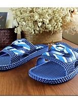 Unisex Slippers & Flip-Flops Summer / Fall Comfort PVC Casual Flat Heel Others Gray / Dark Green / Beige / Navy Others
