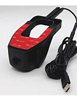 Завод-производитель комплектного оборудования Нет экрана (выход на APP) Allwinner TF карта Черный Автомобиль камера