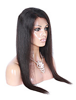 360 Lace Frontal Silk Straight Brazilian 360 Lace Virgin Hair Lace Frontal Closure Lace Frontals With Baby Hair
