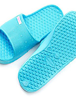 Unisex Slippers & Flip-Flops Spring / Fall Slippers PVC Outdoor / Casual Flat Heel Others Blue / Red Others