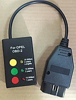 For OPEL Maintenance Lamp Return Zero Air Bag Repair Instrument For OPEL SI-Reset via OBD2