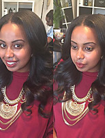 New Arrival U-Part Lace Front Human Hair Wigs For Black Women Peruvian Middle Part Lace Wigs